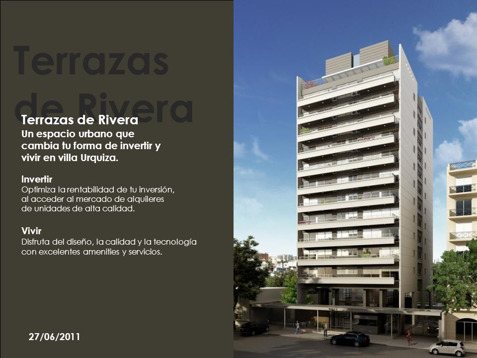 Terrazas de Rivera