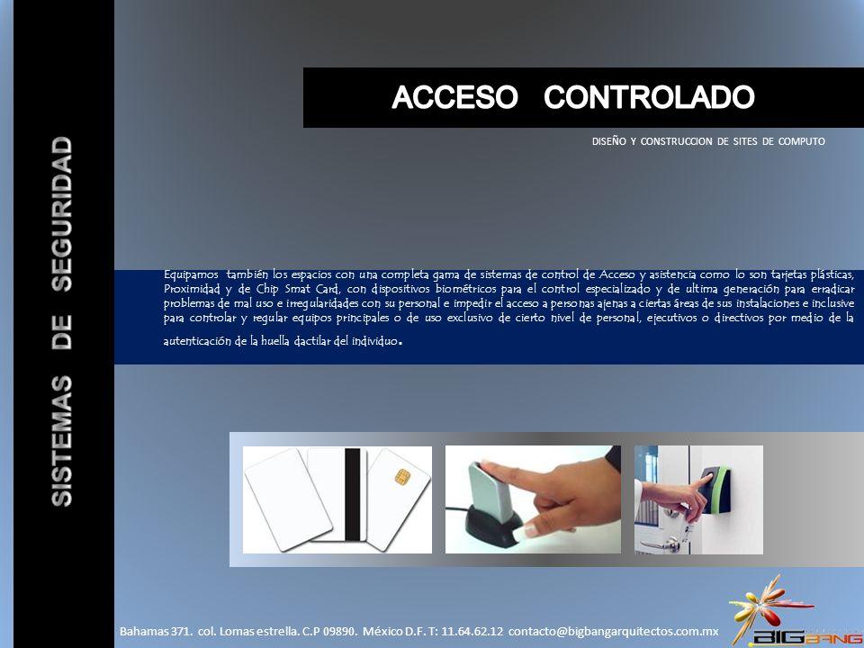 DISEÑO Y CONSTRUCCION DE SITES DE COMPUTO