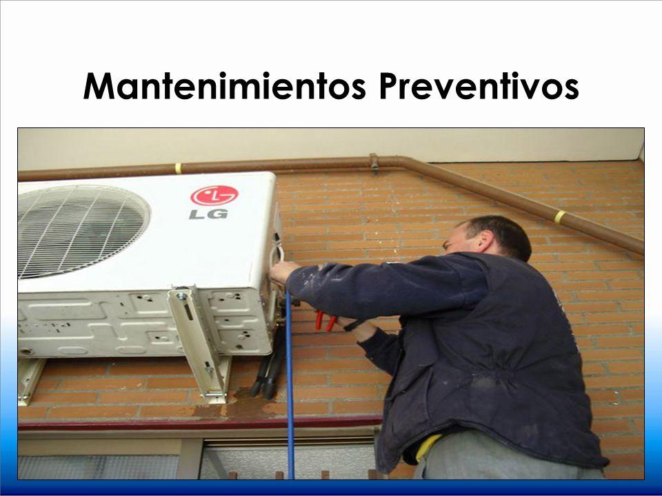 Mantenimientos Preventivos