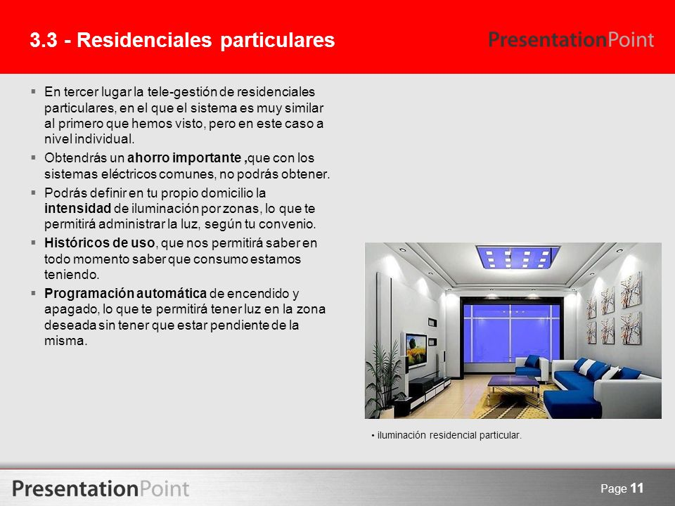 3.3 - Residenciales particulares