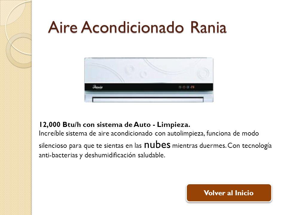 Aire Acondicionado Rania
