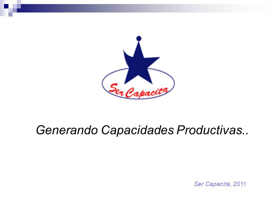 Generando Capacidades Productivas..