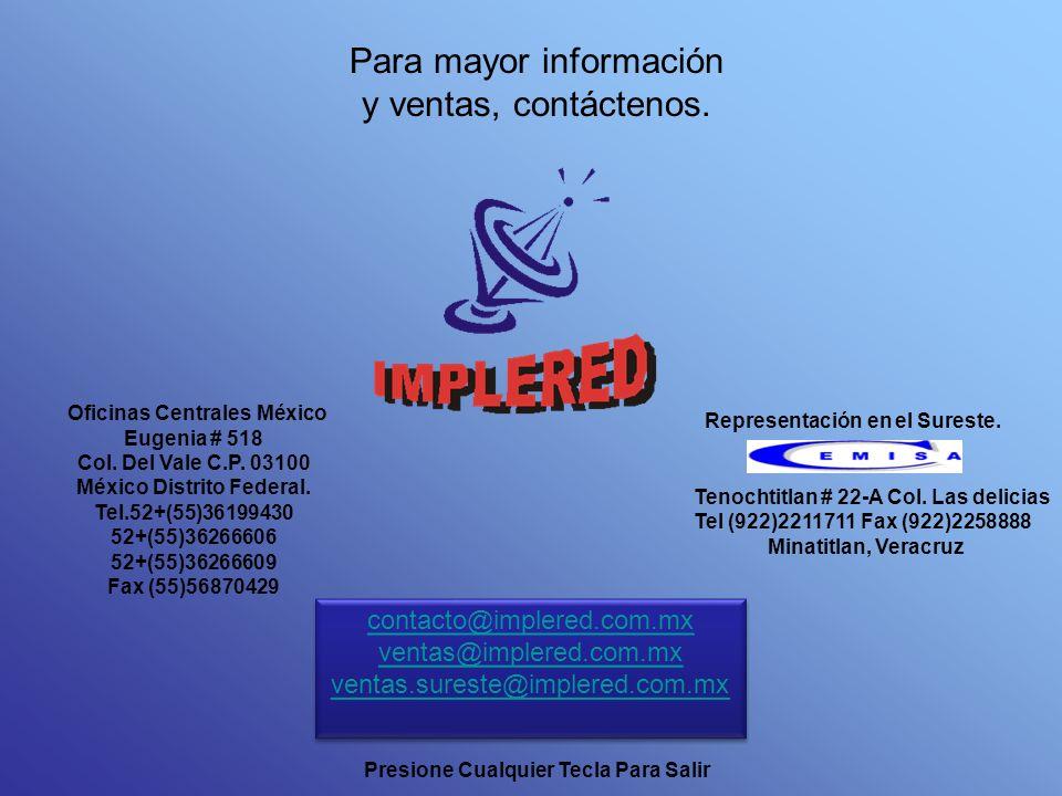 Oficinas Centrales México México Distrito Federal.