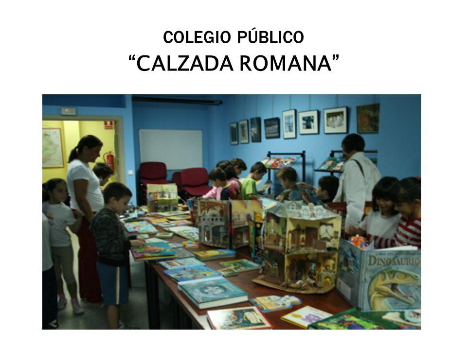 COLEGIO PÚBLICO CALZADA ROMANA