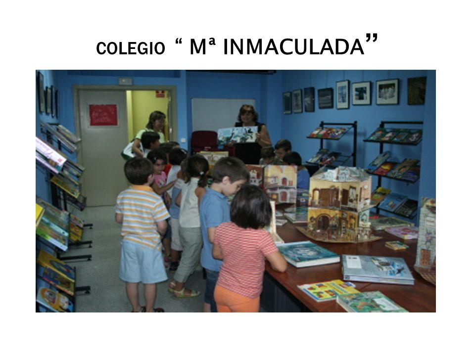 COLEGIO Mª INMACULADA