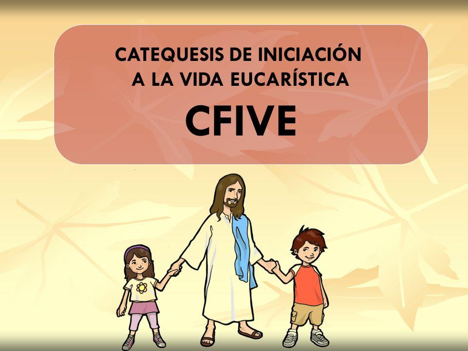 CATEQUESIS DE INICIACIÓN