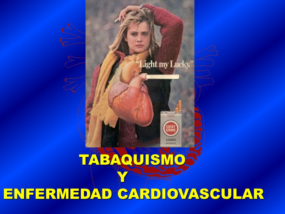 TABAQUISMO Y ENFERMEDAD CARDIOVASCULAR