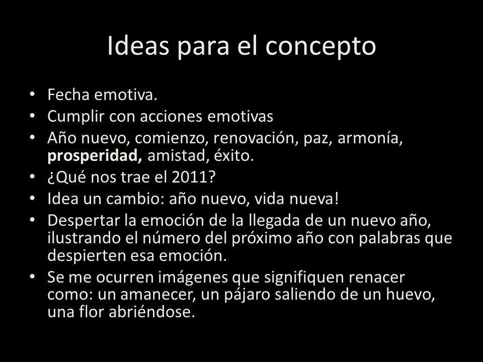 Ideas para el concepto Fecha emotiva. Cumplir con acciones emotivas