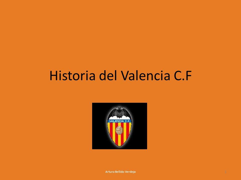 Historia del Valencia C.F