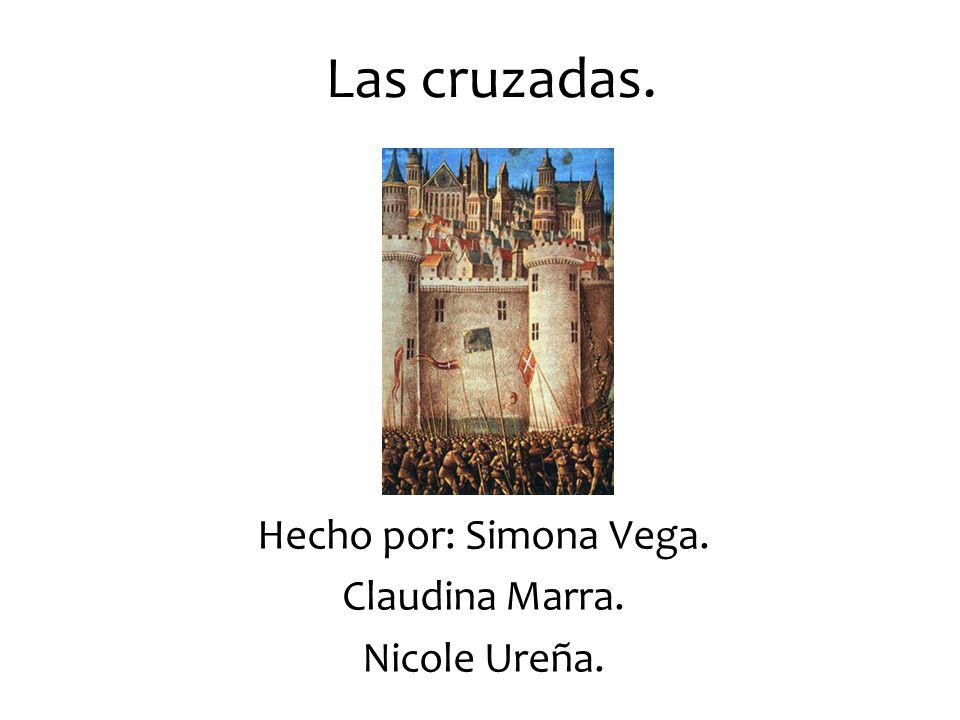 Hecho por: Simona Vega. Claudina Marra. Nicole Ureña.