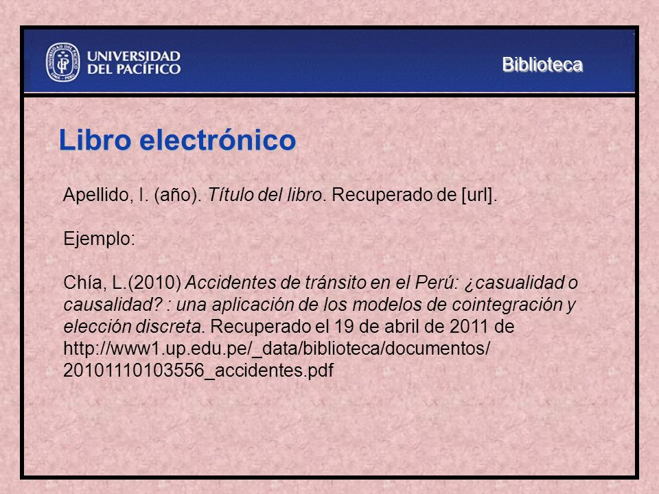 Libro electrónico Biblioteca