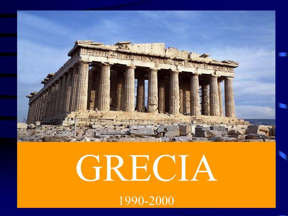 GRECIA 1990-2000