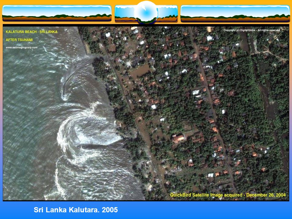 Sri Lanka Kalutara. 2005