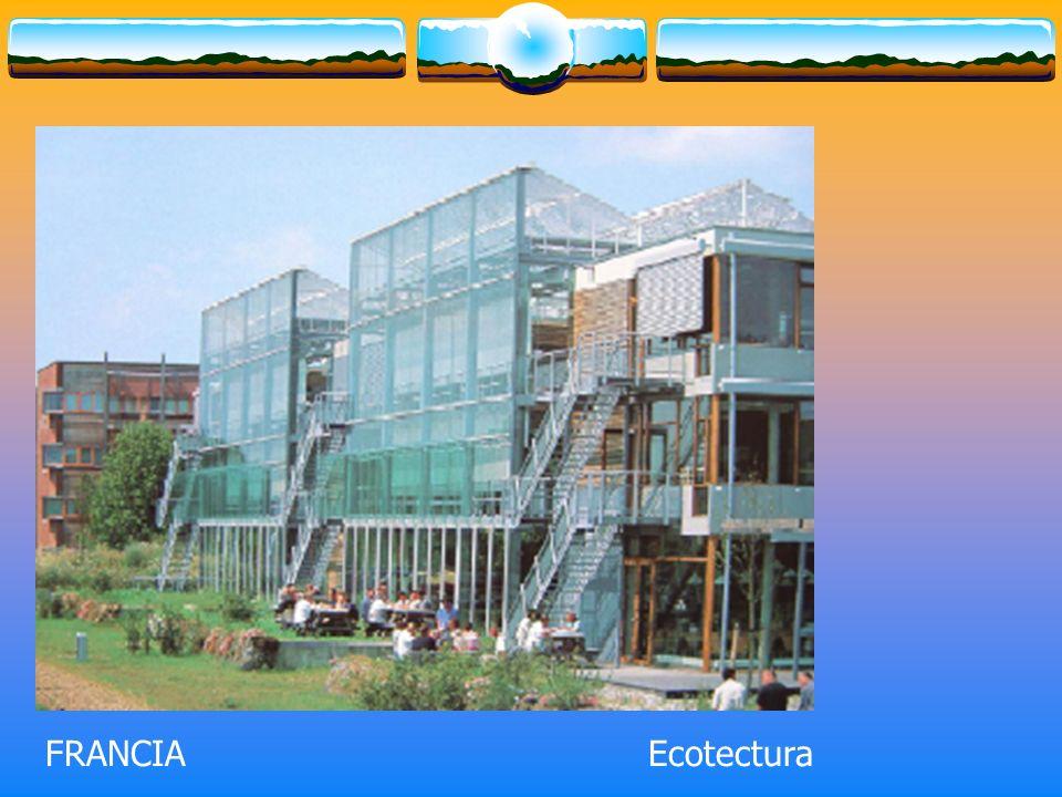 FRANCIA Ecotectura