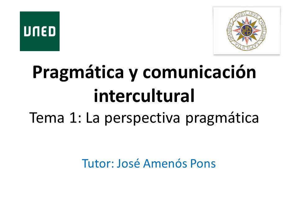 Tutor: José Amenós Pons