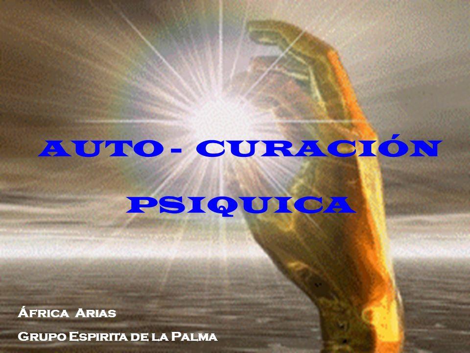 AUTO - CURACIÓN PSIQUICA