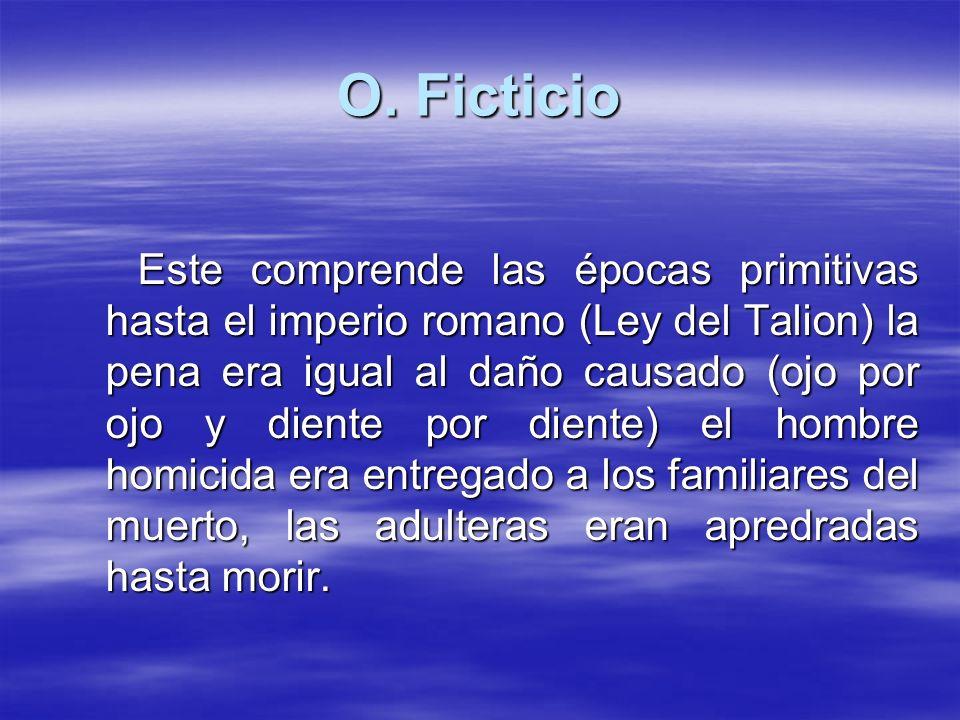 O. Ficticio