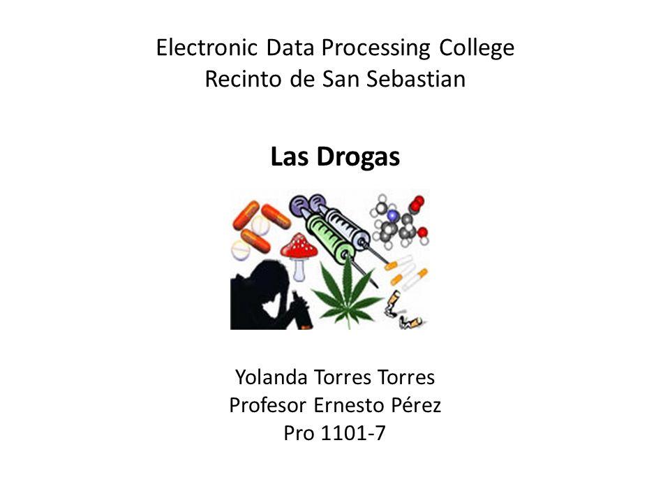 Electronic Data Processing College Recinto de San Sebastian