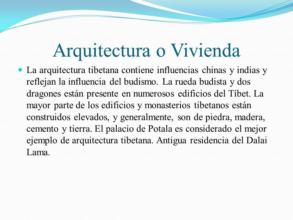 Arquitectura o Vivienda