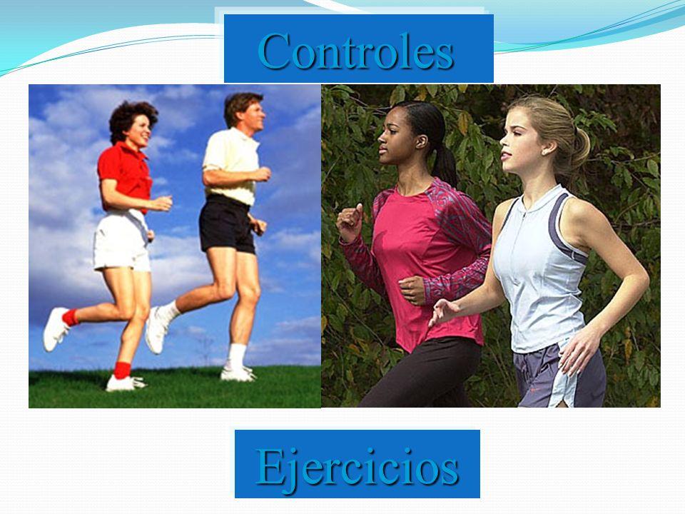 Controles Ejercicios