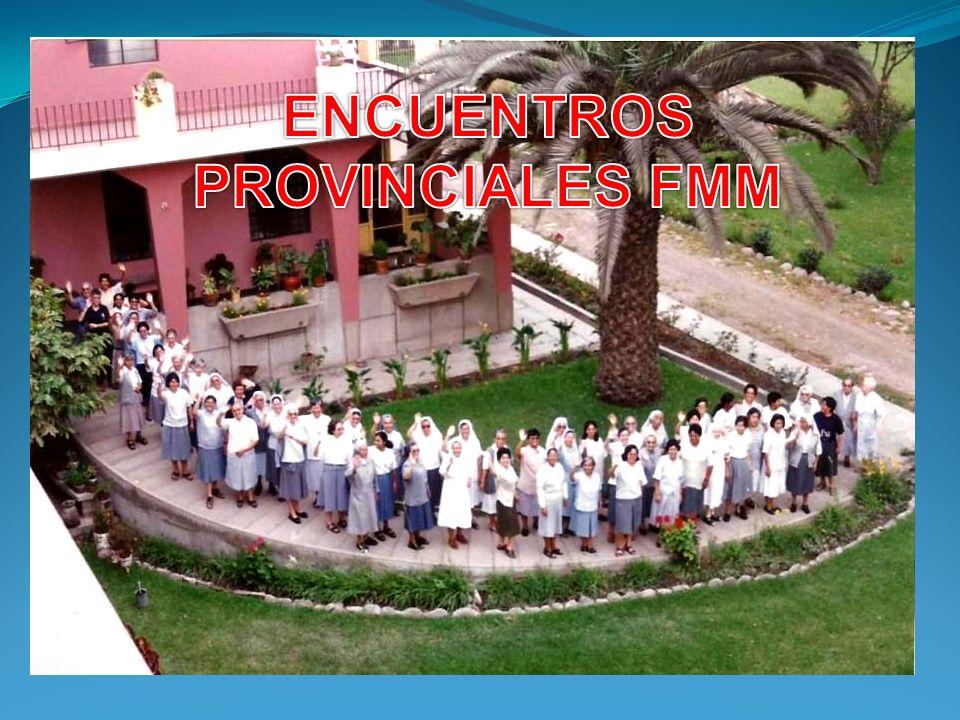 ENCUENTROS PROVINCIALES FMM