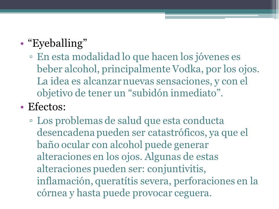 Eyeballing Efectos: