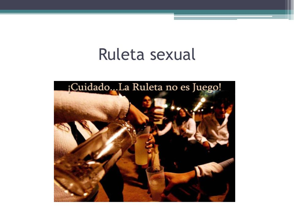 Ruleta sexual