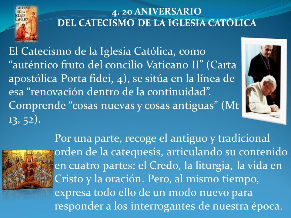 DEL CATECISMO DE LA IGLESIA CATÓLICA