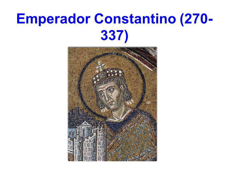 Emperador Constantino (270-337)
