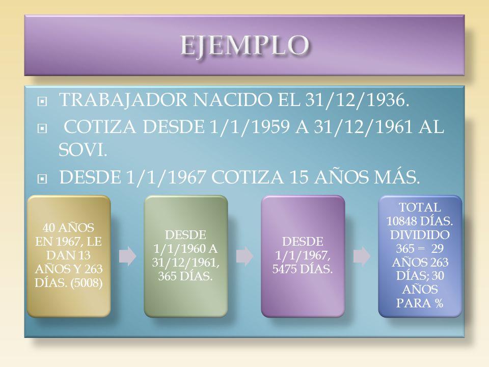 EJEMPLO TRABAJADOR NACIDO EL 31/12/1936.