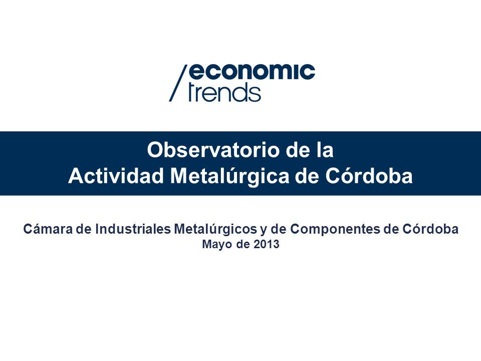 Observatorio de la Actividad Metalúrgica de Córdoba