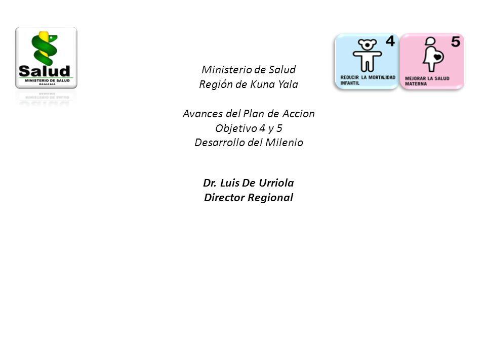 Dr. Luis De Urriola Director Regional