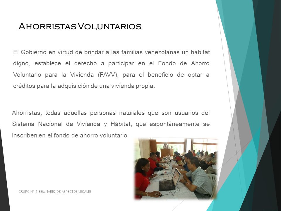 Ahorristas Voluntarios