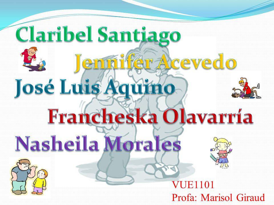 Claribel Santiago Jennifer Acevedo José Luis Aquino