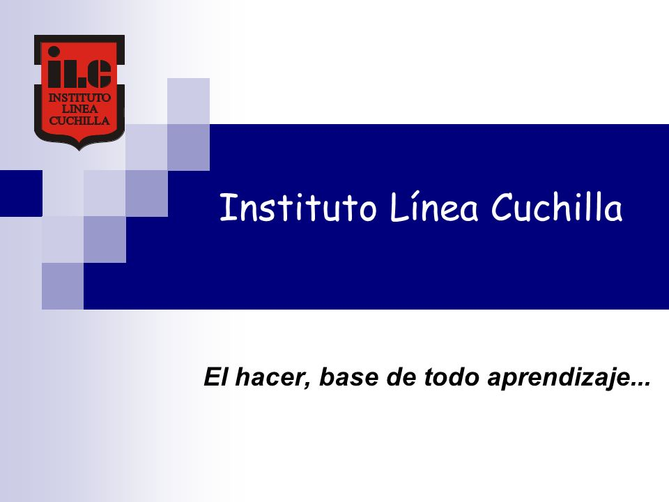 Instituto Línea Cuchilla