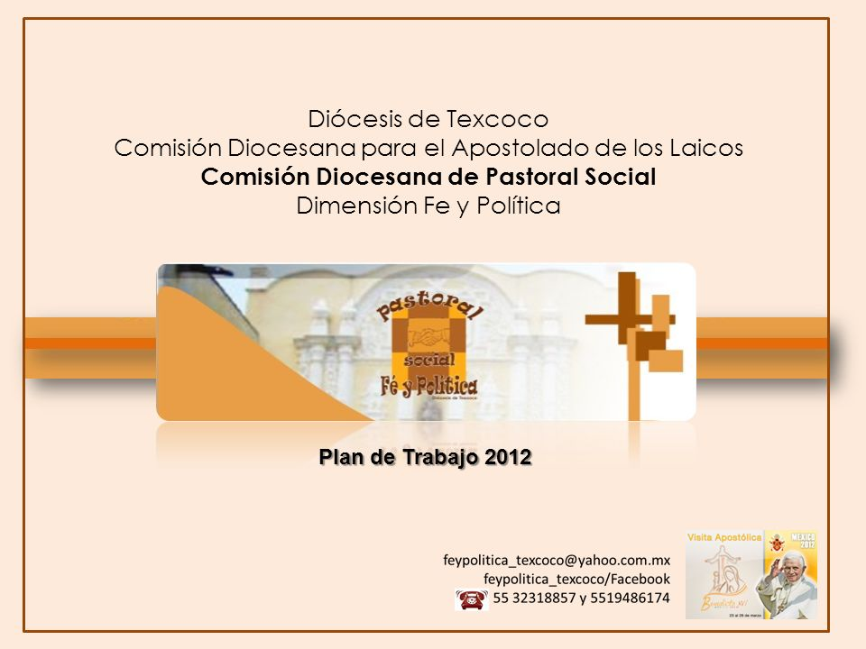 Comisión Diocesana de Pastoral Social