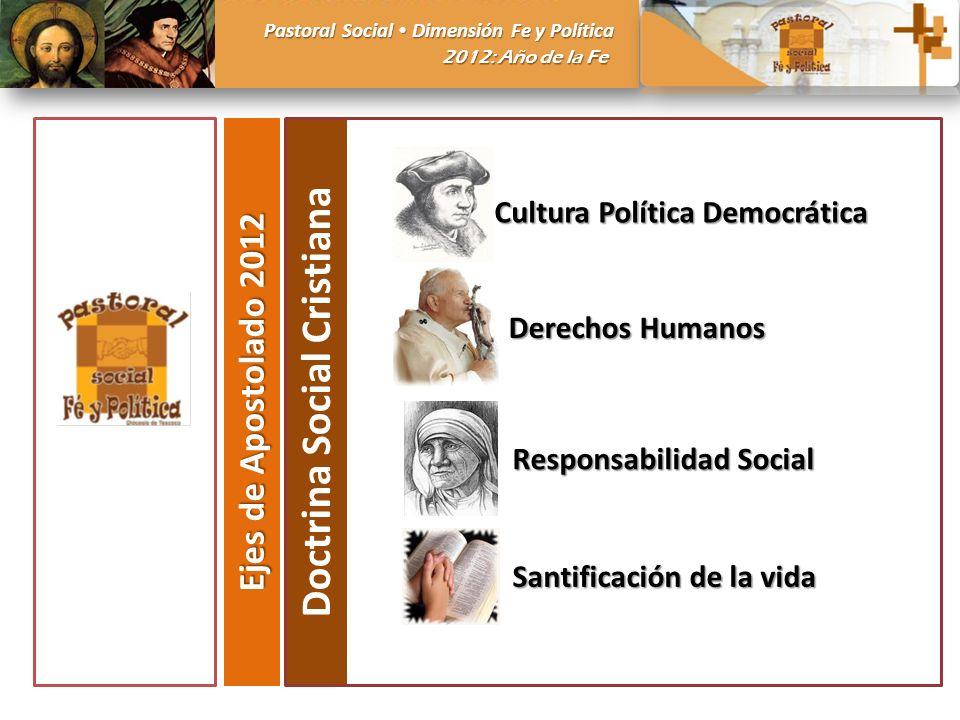 Doctrina Social Cristiana