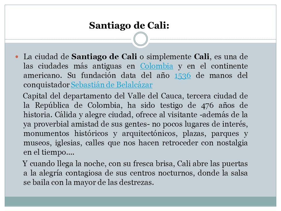 Santiago de Cali: