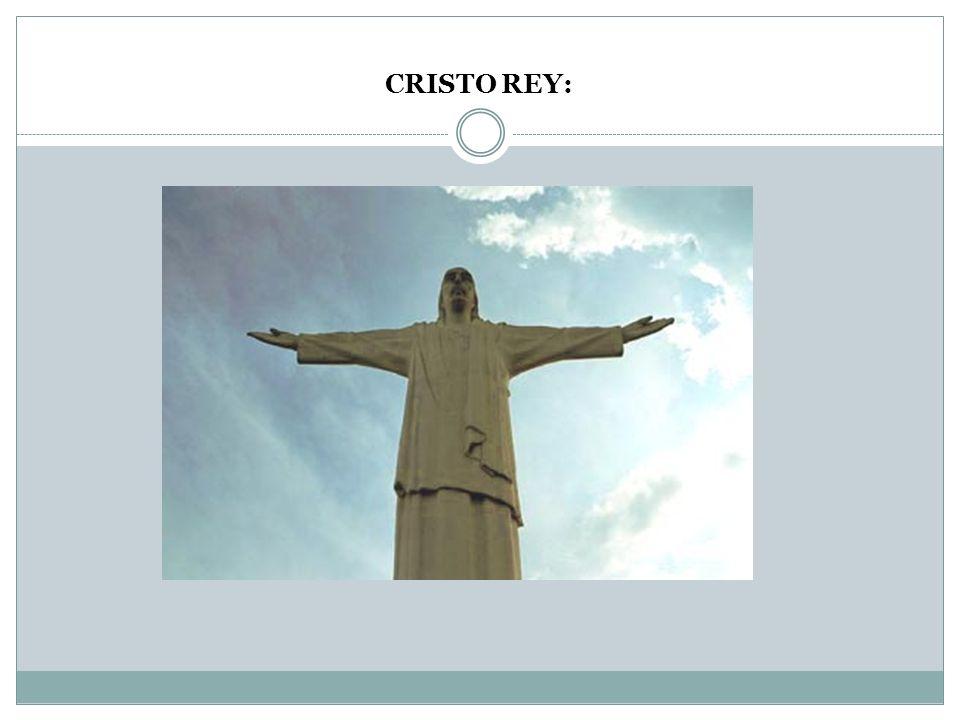 CRISTO REY: