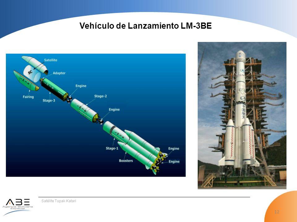 Vehículo de Lanzamiento LM-3BE