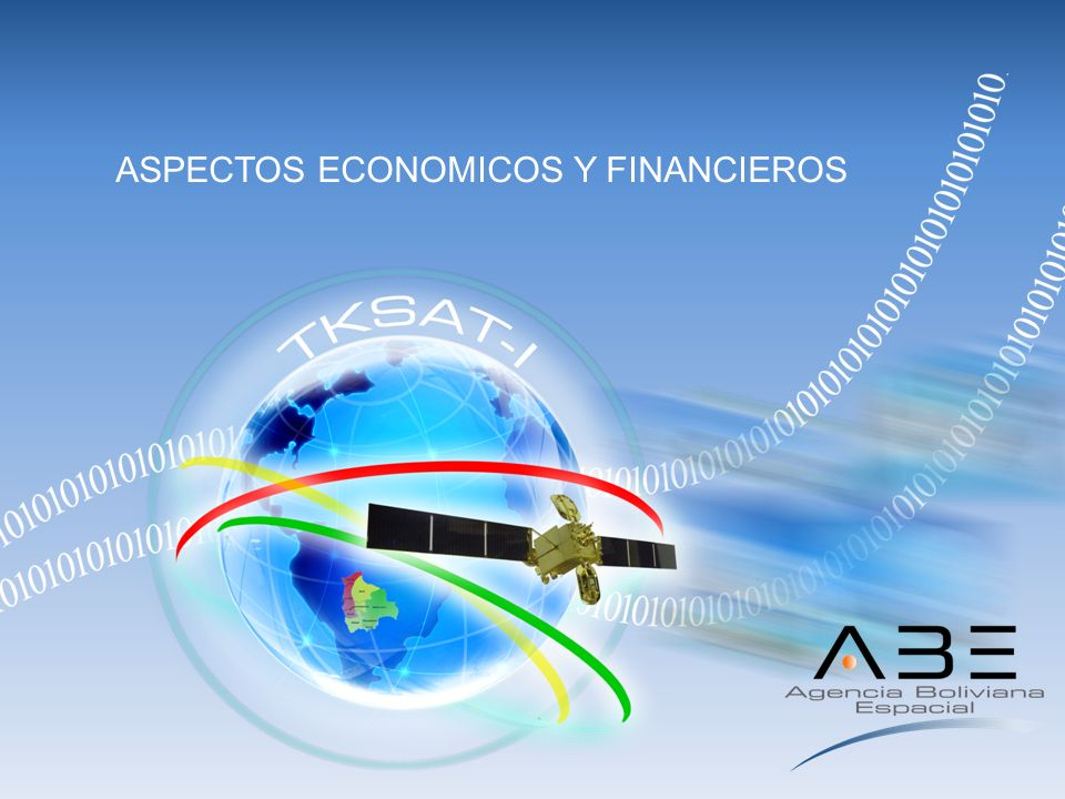 ASPECTOS ECONOMICOS Y FINANCIEROS