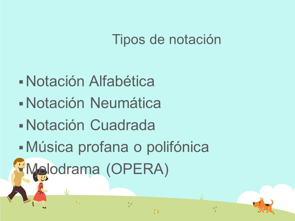 Música profana o polifónica Melodrama (OPERA)