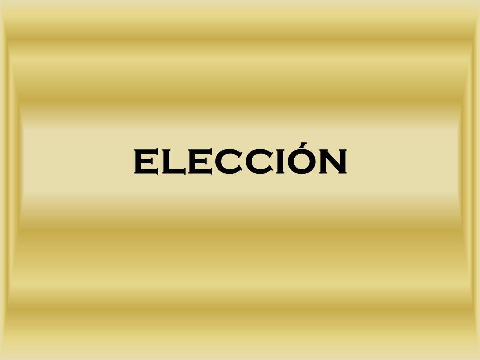ELECCIÓN