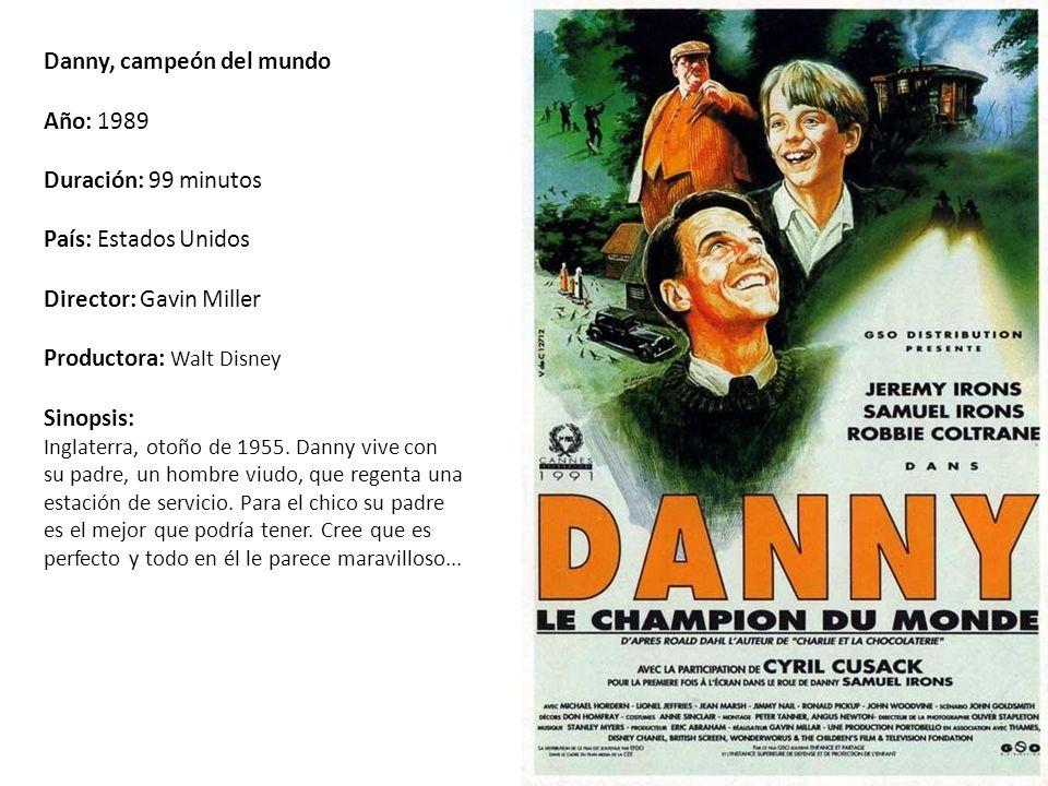 Danny, campeón del mundo