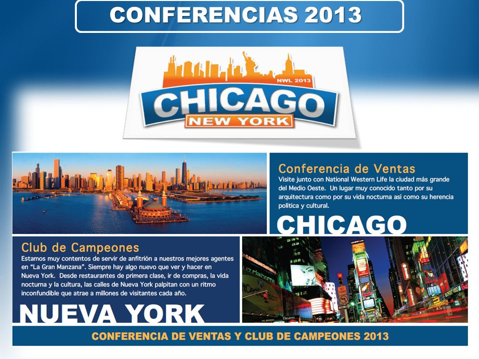 CONFERENCIAS 2013