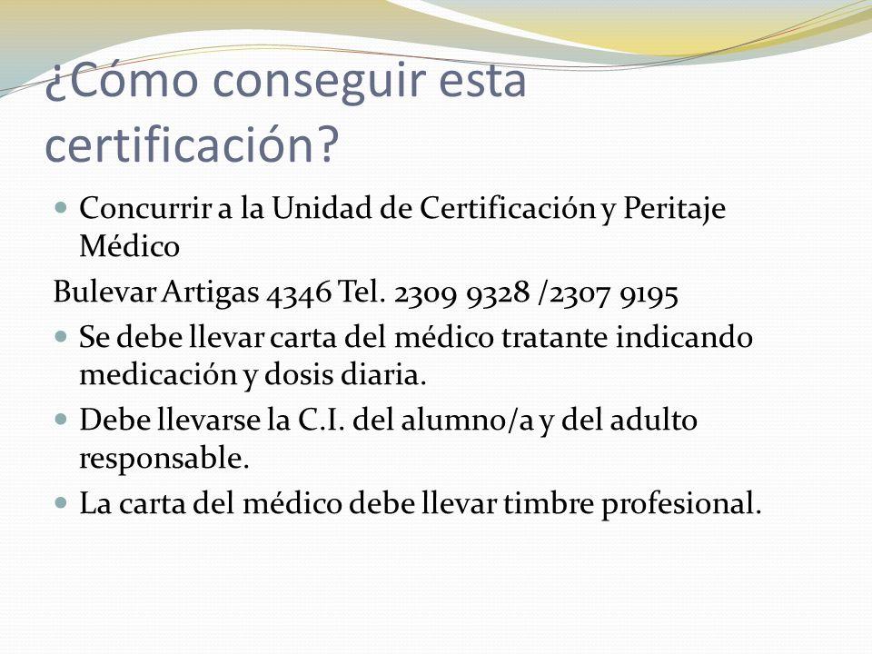 ¿Cómo conseguir esta certificación