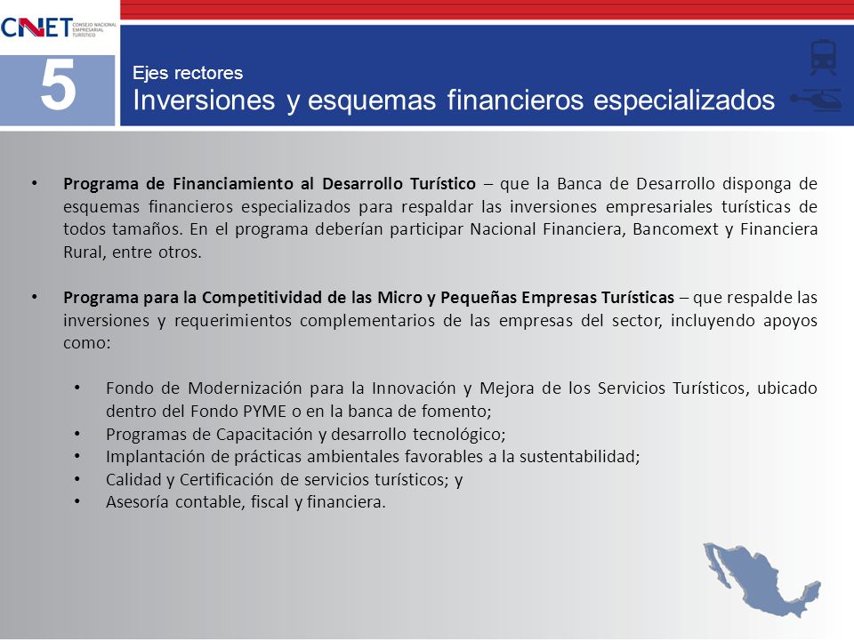 Inversiones y esquemas financieros especializados