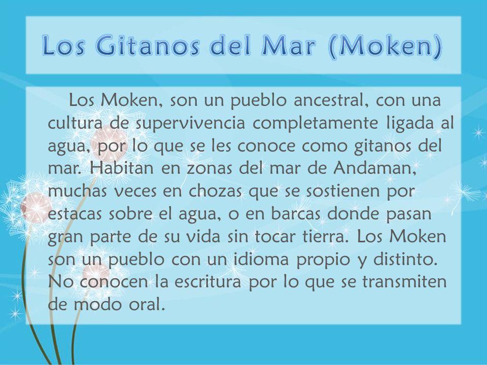 Los Gitanos del Mar (Moken)