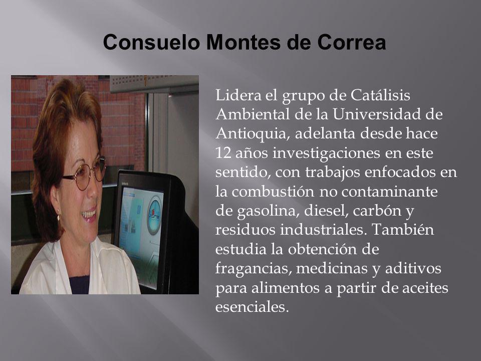 Consuelo Montes de Correa