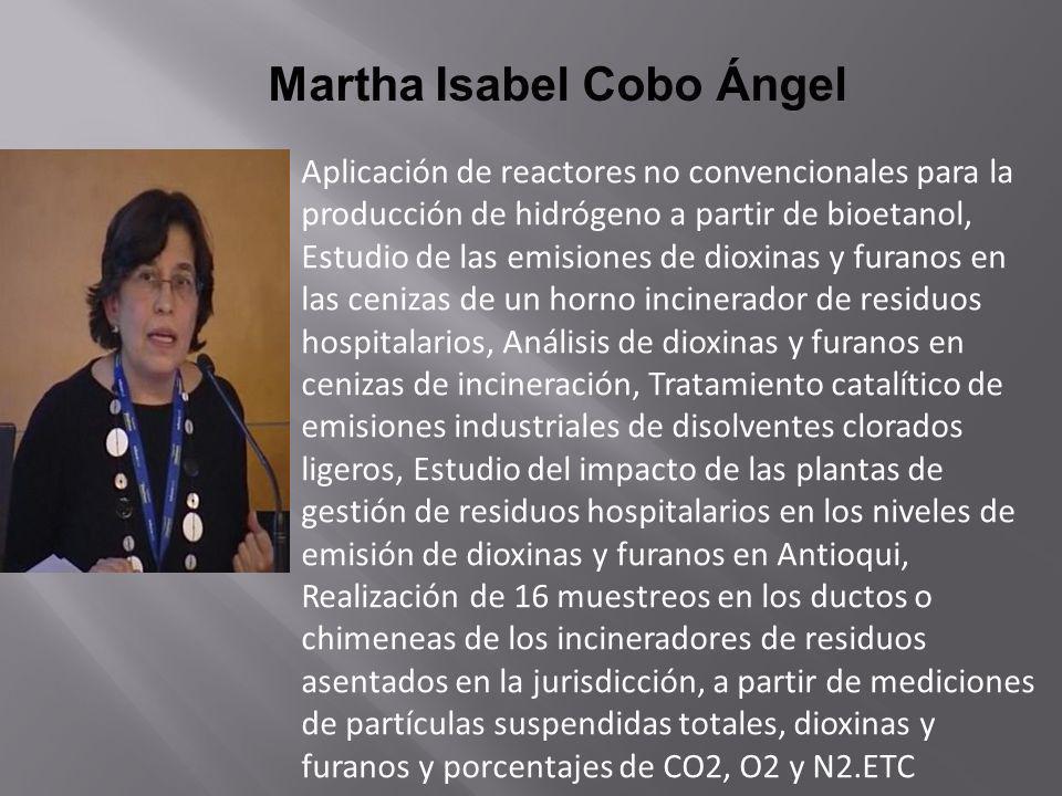 Martha Isabel Cobo Ángel
